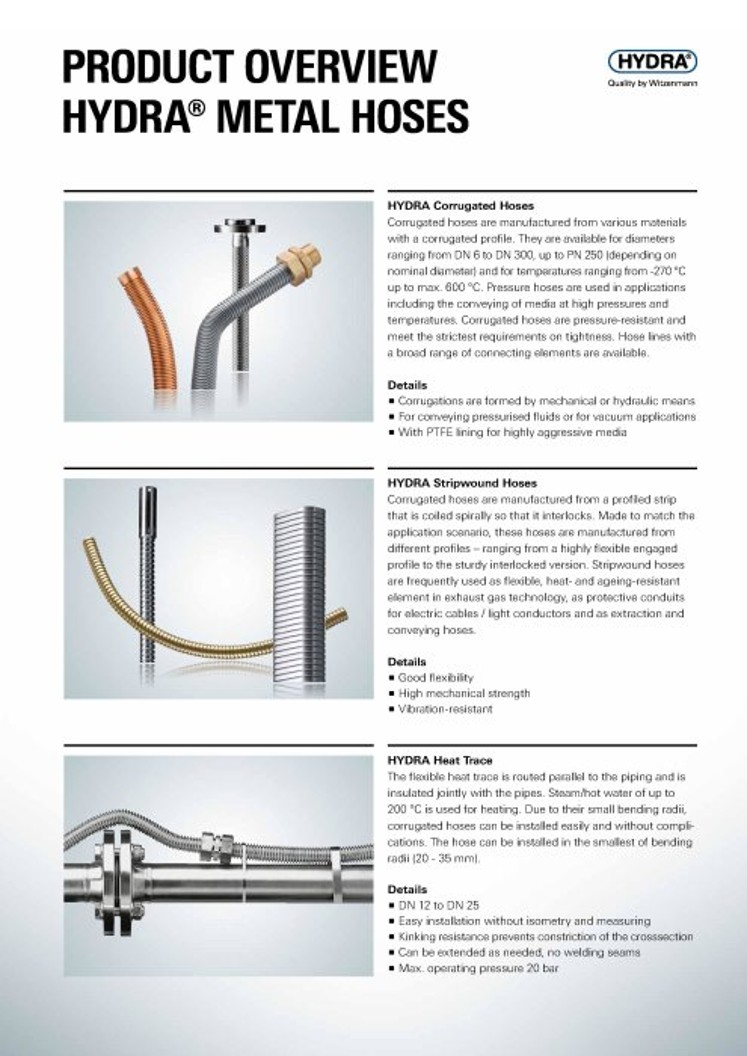 Product Overview HYDRA metal hoses_preview
