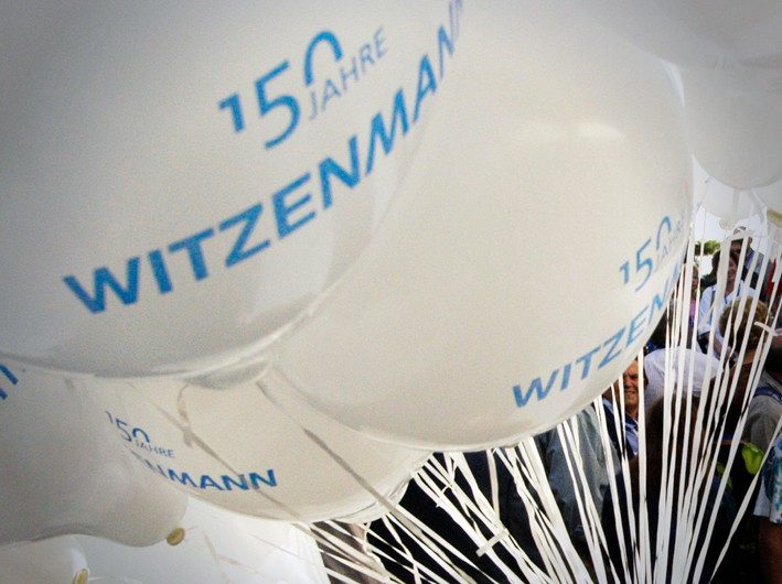 150 Years Witzenmann Celebration Contentslider