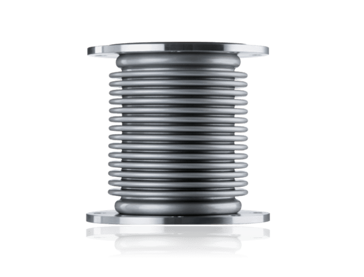 Axial expansion joints HVAC stainless steel Witzenmann