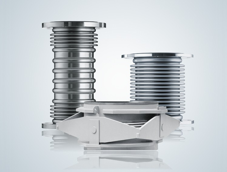 Product range Expansion Joints stainless steel Witzenmann