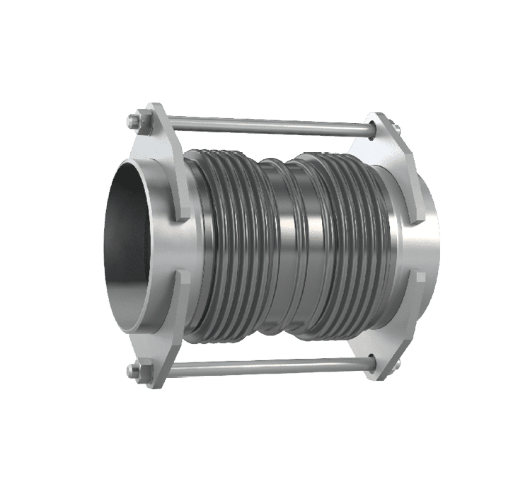 Lateral expansion joints LRR stainless steel Witzenmann